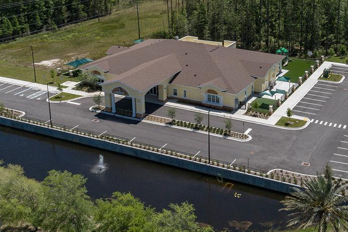 Jacksonville FL Construction Project